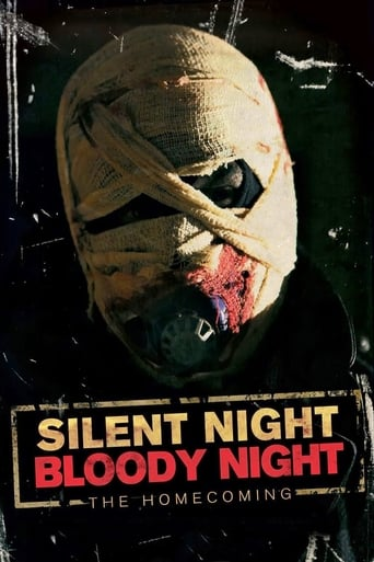 Poster of Silent Night, Bloody Night : The Homecoming