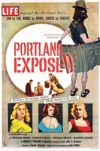 Poster of Portland Exposé