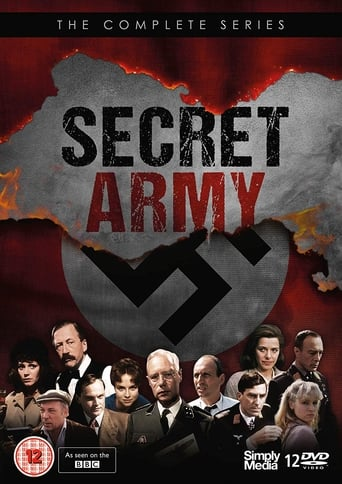Capitulos de: Secret Army