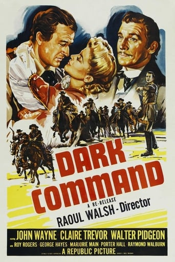 Poster of Dark Command