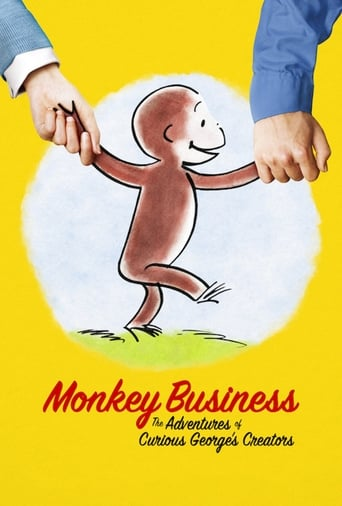 Poster of Monkey Business: The Adventures of Curious George's Creators