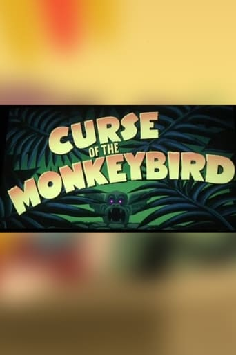 Poster of The Curse of the Monkey Bird