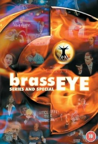 Poster of Brass Eye