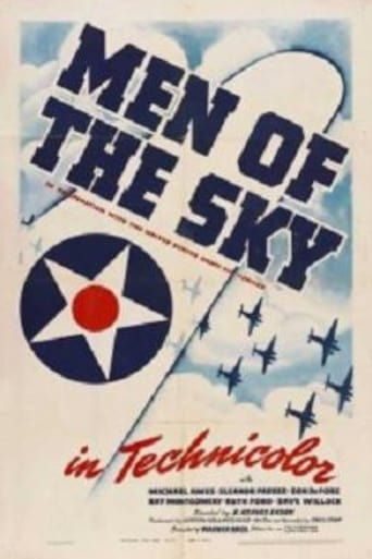 Poster of Men of the Sky