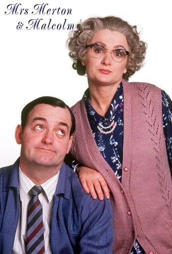 Poster of Mrs Merton and Malcolm