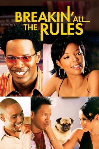 Poster of Breakin' All the Rules