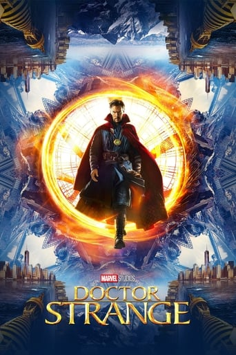 The Doctor Strange (2016) movie poster image