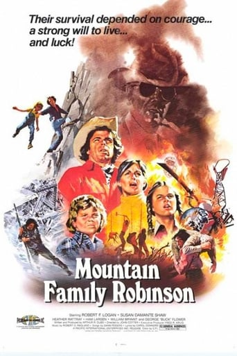 Poster of Mountain Family Robinson