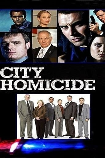 Poster of City Homicide