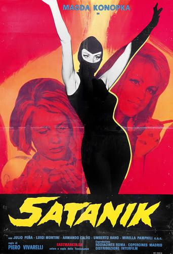 Poster of Satanik