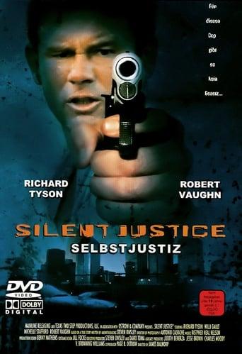 Poster of Silent Justice - Selbstjustiz