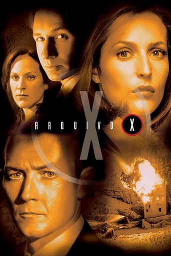 Arquivo X 9ª Temporada - Poster
