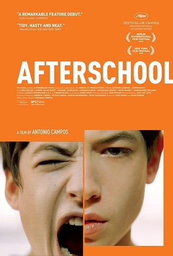 Watch Afterschool Online Free Putlocker