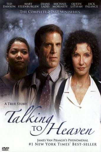 Poster of Talking to Heaven