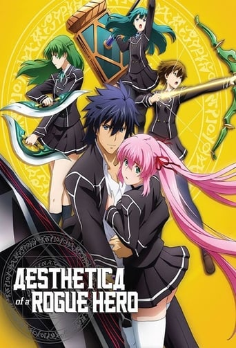 Poster of Aesthetica of a Rogue Hero