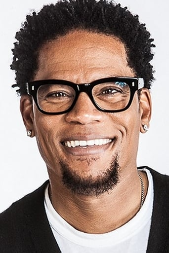 Image of D. L. Hughley