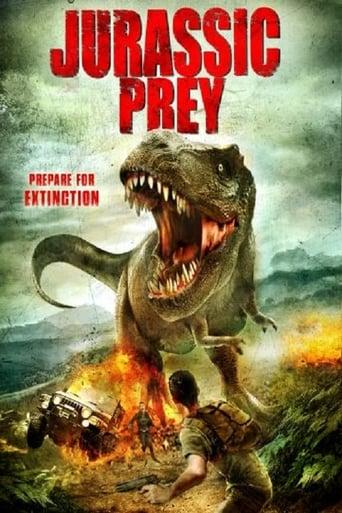 Jurassic Prey (2015) - poster
