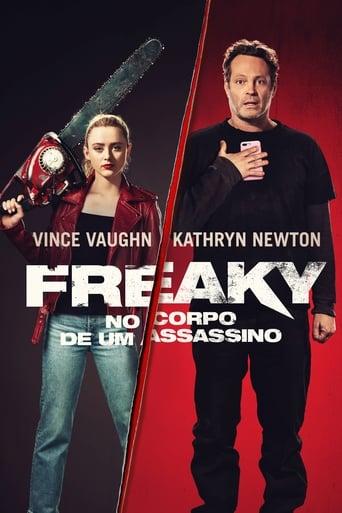 Freaky - No Corpo de um Assassino - Poster