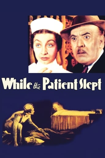 Poster of While the Patient Slept