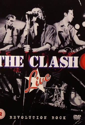 The Clash: Live (Revolution Rock)