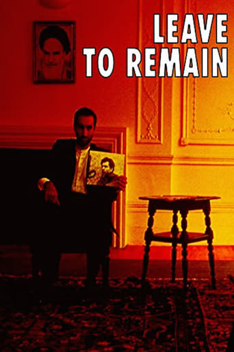 Poster of Leave to Remain