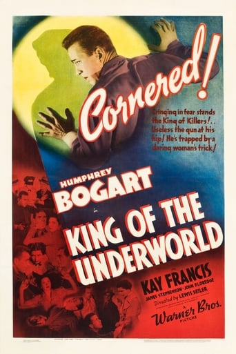 Poster of King of the Underworld