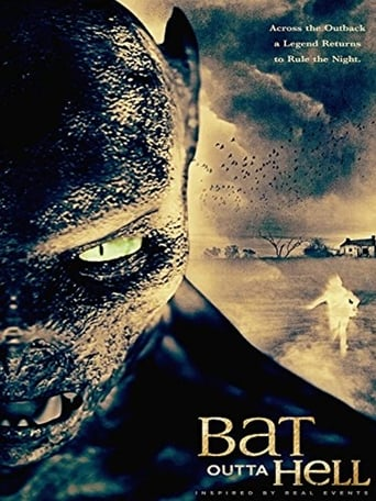 Poster of Like a Bat Outta Hell