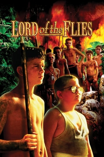 Poster of Lord of the Flies