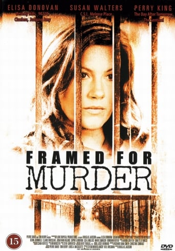 Poster of Framed for Murder