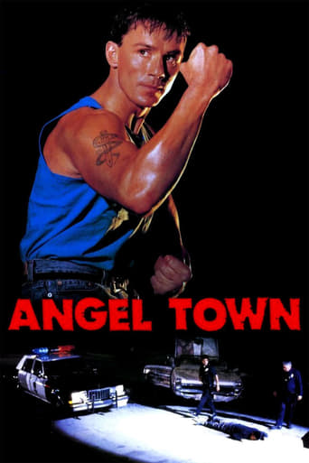 Poster of Angel Town