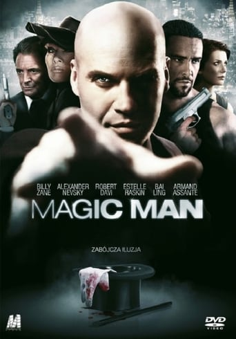 Poster of Magic Man