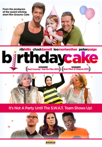 Poster of Birthday Cake