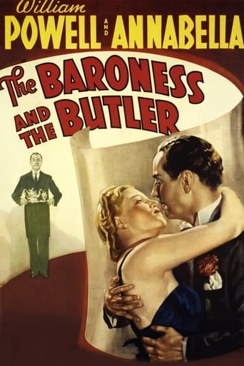 Watch The Baroness and the Butler full movie online 1337x