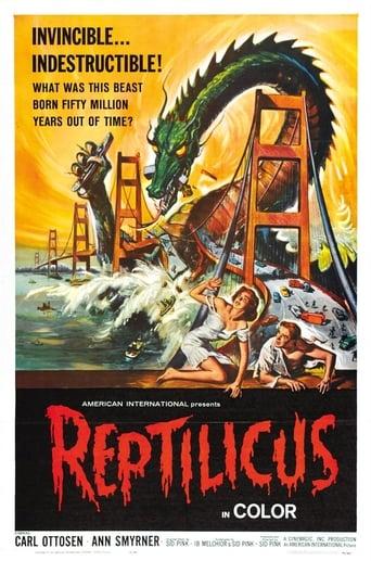 Reptilicus image