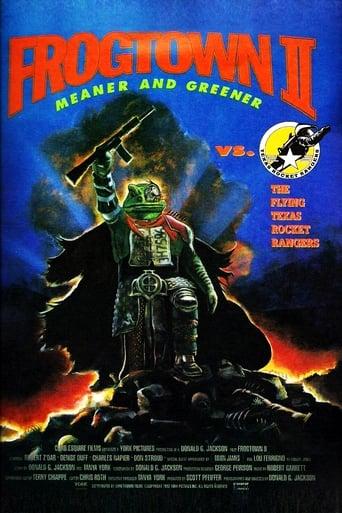 A Vingança dos Sapos Assassinos Torrent (1992) Dual Áudio / Dublado BluRay 1080p – Download