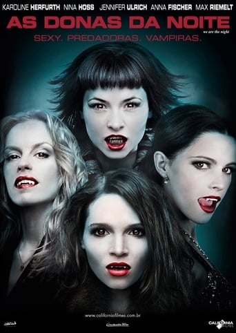 As Donas da Noite - Poster