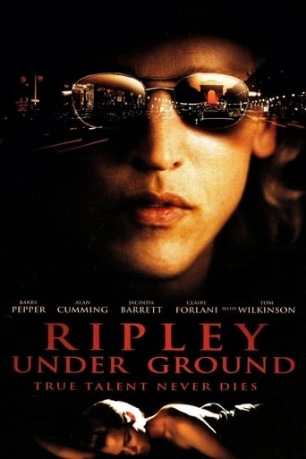 Poster of Ripley Under Ground