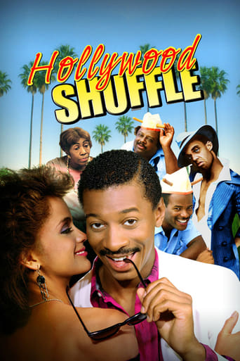 Hollywood Shuffle (1987) - poster