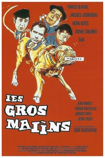 Poster of Les gros malins