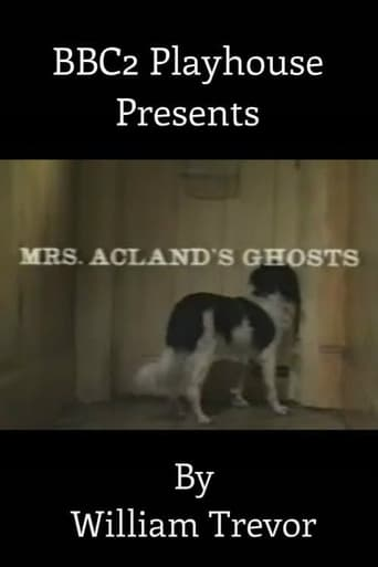 Poster of Mrs. Acland's Ghosts