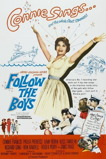 Poster of Follow the Boys