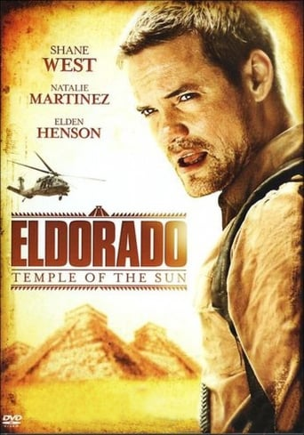 Poster of El Dorado: Temple of the Sun