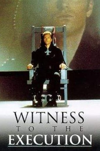 Poster of Witness to the Execution