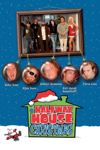 Poster of A Halfway House Christmas