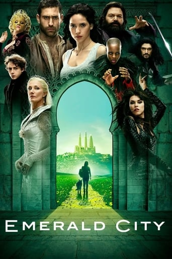 Poster of Emerald City