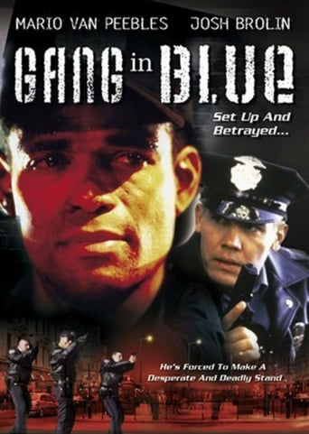 Poster of Gang in Blue