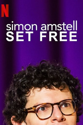 Watch Simon Amstell: Set Free Online Free in HD