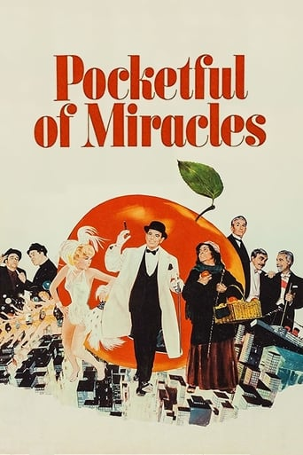 Poster of Pocketful of Miracles