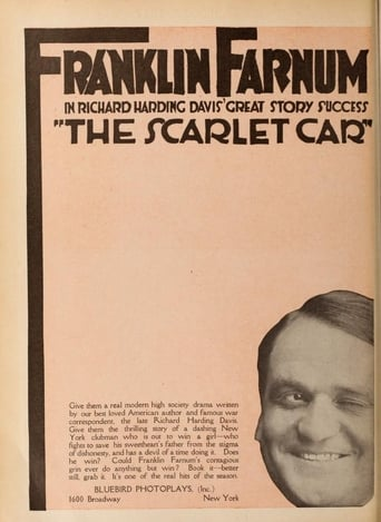 Poster of The Scarlet Car