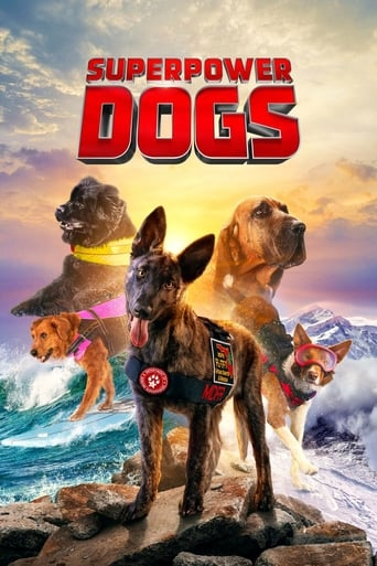 Poster of Superpower Dogs
